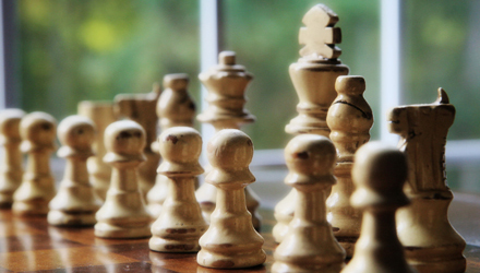 <h9>Solliciteren is als een schaakpartij</h9>